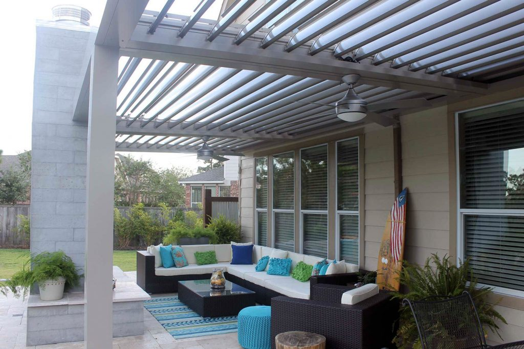 Houston Patio Cover